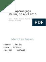 Lapjag Bedah 30 April 2015 (1)