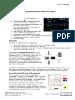 Temperature recording system |Vacker DUbai