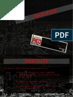Red Revolution Sacrifice