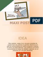 Empresa de Postres
