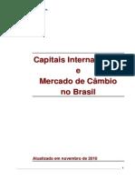 Capitais Internacionais Mercado Cambio Brasil