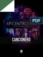2014.Vástago Epicentro Live (Cancionero)