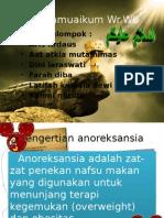 FARMAKOLOGI ANOREKSANSIA