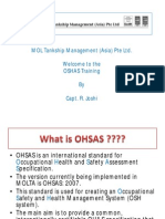 OSHAS Basic Training