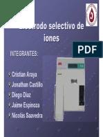 Ion Selectivo