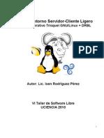 Creando entorno servidor-clientes ligeros