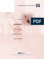 Csp Guideline Injection