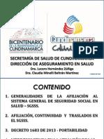 AFILIACION+AL+SGSSS+DE+LA+POBLACION+EN+GENERAL+Y+ESPECIAL