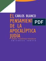 Carlo_Blanco_El_Pensamiento_de_La_Apocalíptica_Judía