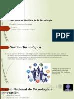 Innovación, Tecnología y Conocimiento