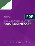 Recurly SaaS Business