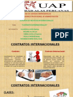 5. Contratos internacionales