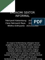 Perekin Sektor Informal