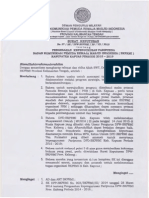 DPD BKPRMI Kabupaten Kapuas 2015-2019