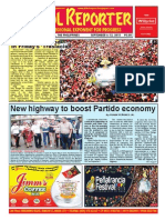Bikol Reporter September 6-12, 2015 Issue
