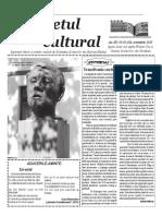 Răsunetul cultural 10 / 2015