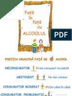 Prevenirea Consumului de Alcool - Fata in Fata Cu Alcoolul