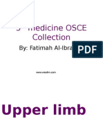 5th Medicine OSCE Collection 5