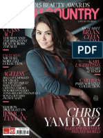 Town & Country Philippines - August 2015