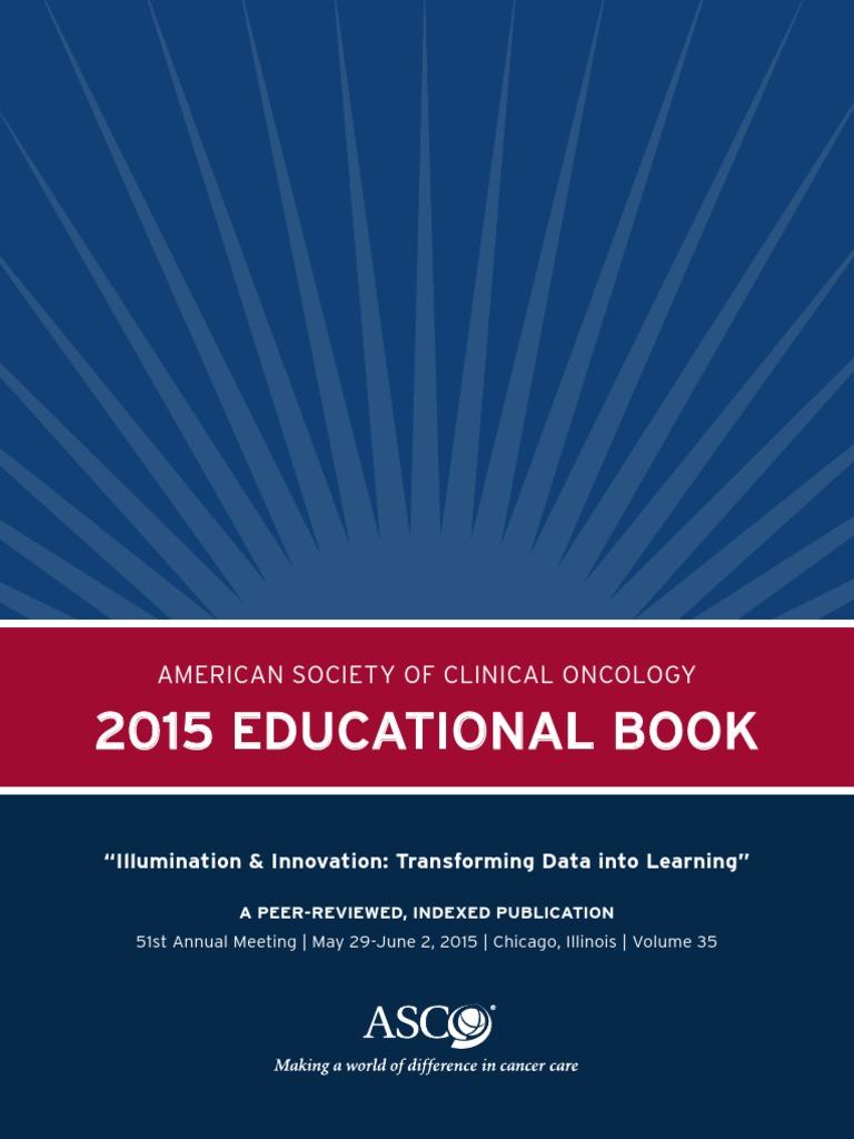2015 Asco Edbook