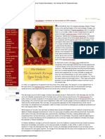 Karma Triyana Dharmachakra - His Holiness the 17th Gyalwa Karmapa