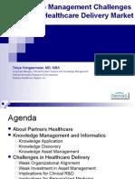 KM Challenges in Healthcare-Hongsermeier.ppt