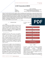 TACID Transaction in DBMS
