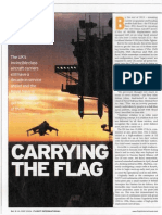 Carrying the Flag - HMS Invincible and Harriers