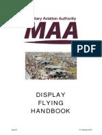 Maa Display Flying Handbook