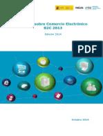 Estudio Sobre Comercio Electronico b2c 2013 Edicion 2014