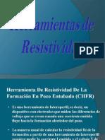 Diapositivas de Htas.de Resistividad