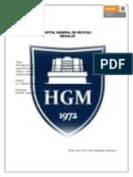 Protocolo Hospital Prevalencia Consumo Tabaco