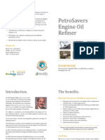 PetroSavers Brochure - New