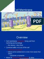 Kuliah Pengantar Sel2 (Membran Plasma)
