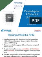 Pembelajaran ARM Untuk Universitas