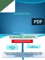 Parasitos Entamoeba