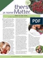 MAHM Newsletter Autumn 2015