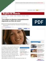 """Entrevista """"El diario"""""""