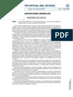 Comisión General de Codificación. Estatutos BOE-A-2015-10491