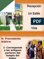 Recepcion Estilo De vidA