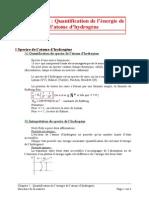 02 Quantification de l'énergie de l'atome d'hydrogène (1).doc