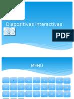 Diapositivas interactivas