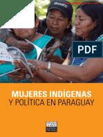 MUJERES INDIGENAS Y POLITICA EN PARAGUAY 2014 - LILIAN SOTO - CDE - PORTALGUARANI