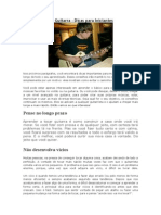 Aprenda a Tocar Guitarra