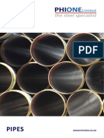 PHIONE Limied - Pipe Brochure