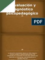 La Evaluación y El Diagnóstico