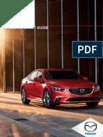 2016 Mazda6 Smart Start Guide