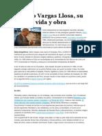 Mario Vargas Llosa Biografia