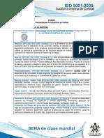 Actividad de Aprendizaje Unidad 2- Programación y Planeacion de La Auditoria de Calidad_entregable