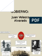 Gobierno Juan Velasco Alvarado 1968 - 1975